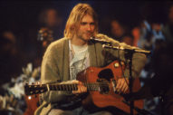 Kurt Cobain's Unwashed MTV <i>Unplugged</i> Sweater Just Sold Again at Auction [UPDATE]