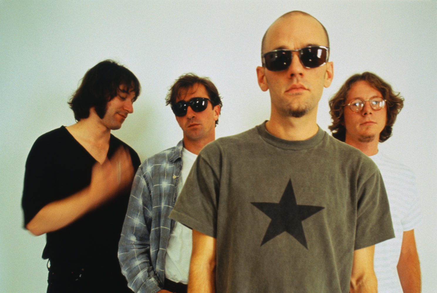 R.E.M.: Our 1995 Cover Story