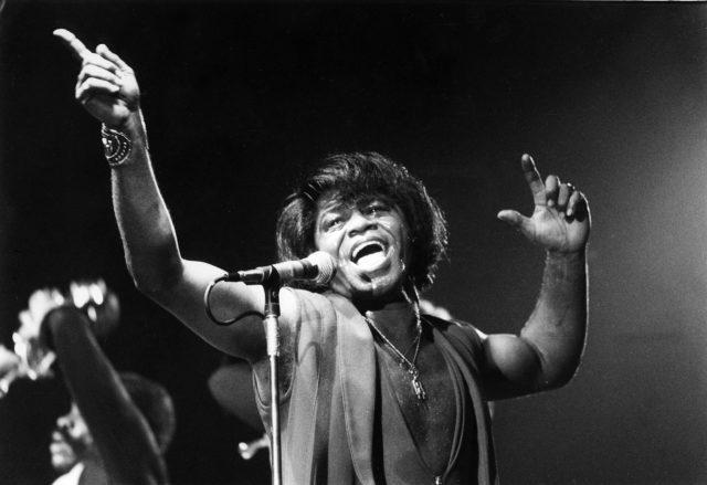 James Brown - Musician, USA