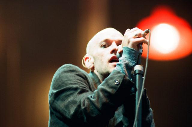 R.E.M. at Galpharm Stadium
