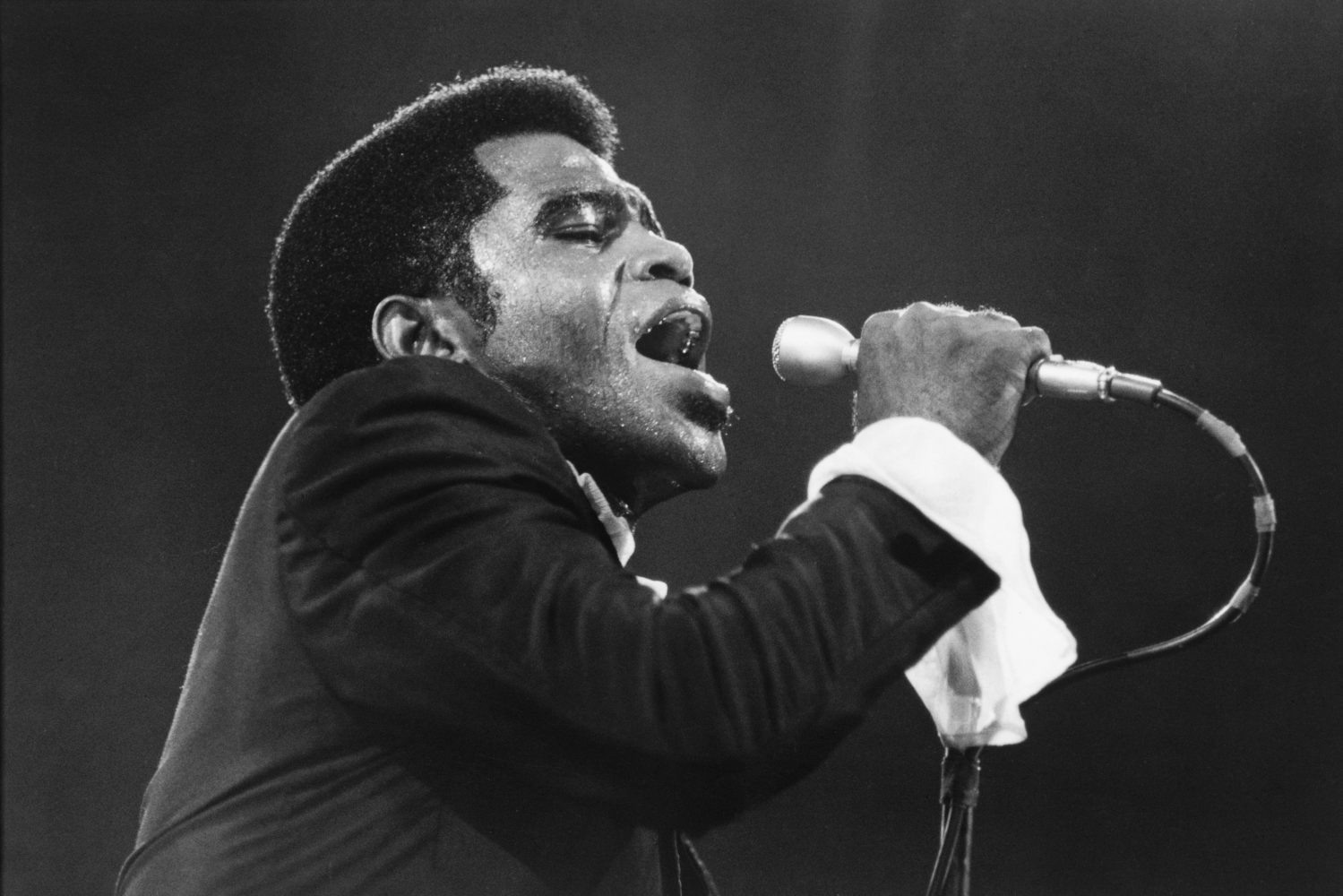 James Brown: Our 1988 Interview