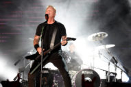 Metallica Celebrate <i>Master of Puppets</i> Anniversary by Playing 'Battery' on the <i>Late Show</i>