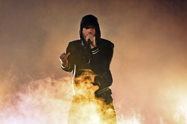 US Secret Service Interviewed Eminem Over 'Threatening Lyrics' About Trump Family