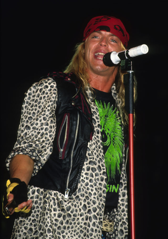 Bret Michaels - File Photos