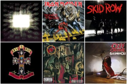 40 Greatest Metal Albums Of All Time Spin