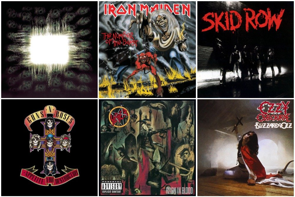 The 40 best metal albums, ranked