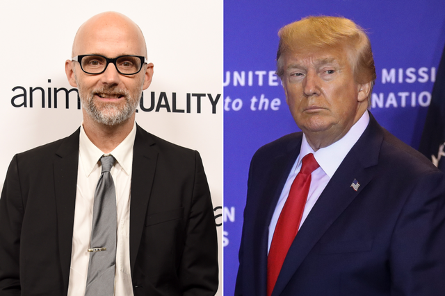 Moby Is Connected to Congress' Investigation of Trump and Deutsche Bank