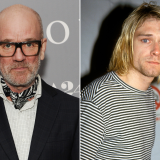 "R.E.M. Strip Down Their Kurt Cobain Tribute ""Let Me In"" With a New Remix"