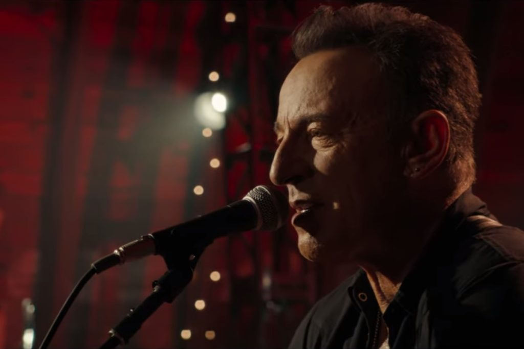 "Bruce Springsteen Performs ""Sundown"" With Orchestra in 'Western Stars' Clip: Watch"