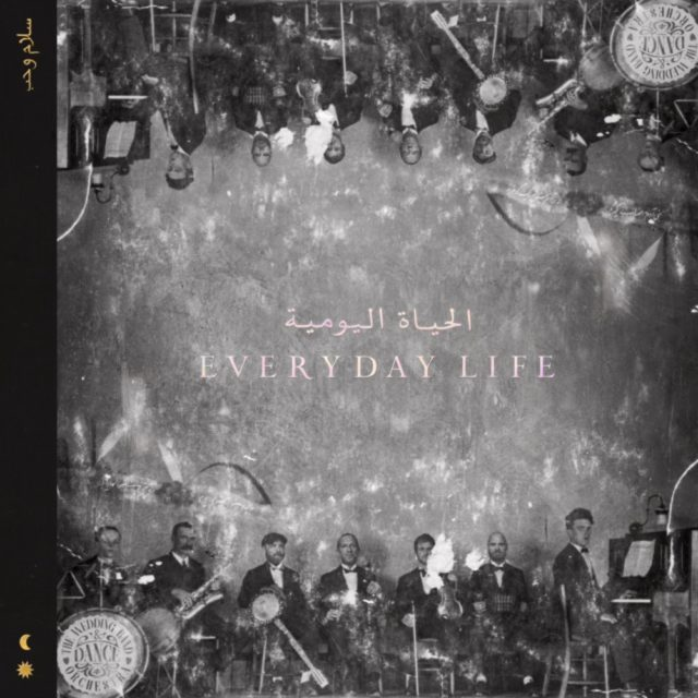 Coldplay's Everyday Life Cover Art