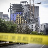 Hard Rock Hotel Under Construction in New Orleans Collapses, Killing One Person