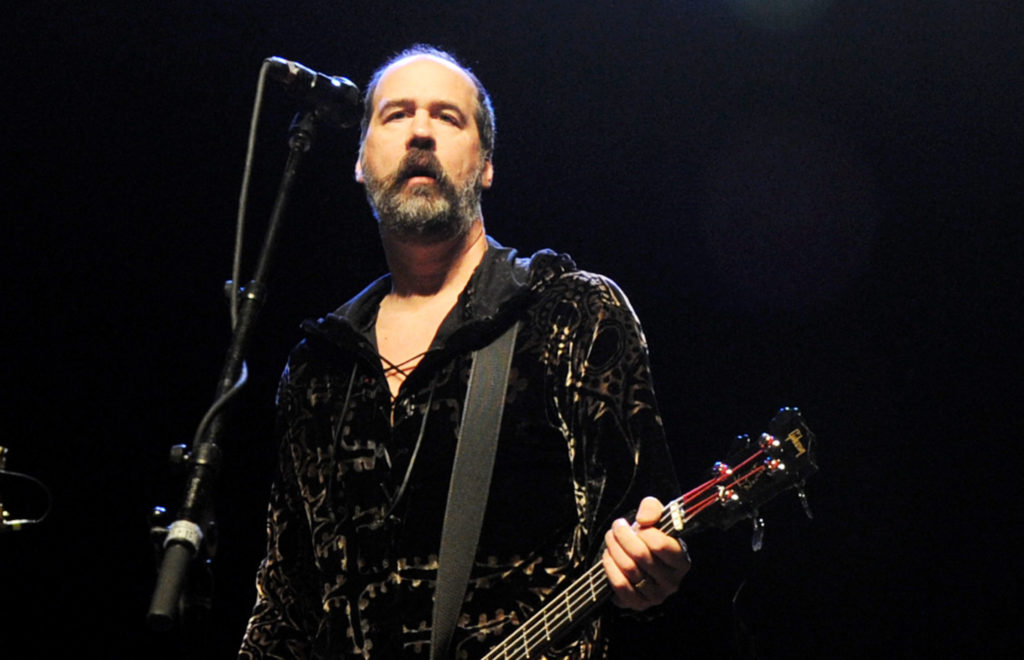 "Nirvana's Krist Novoselic Shades Donald Trump, Tells Him to ""Leave Grunge Bands Alone"""