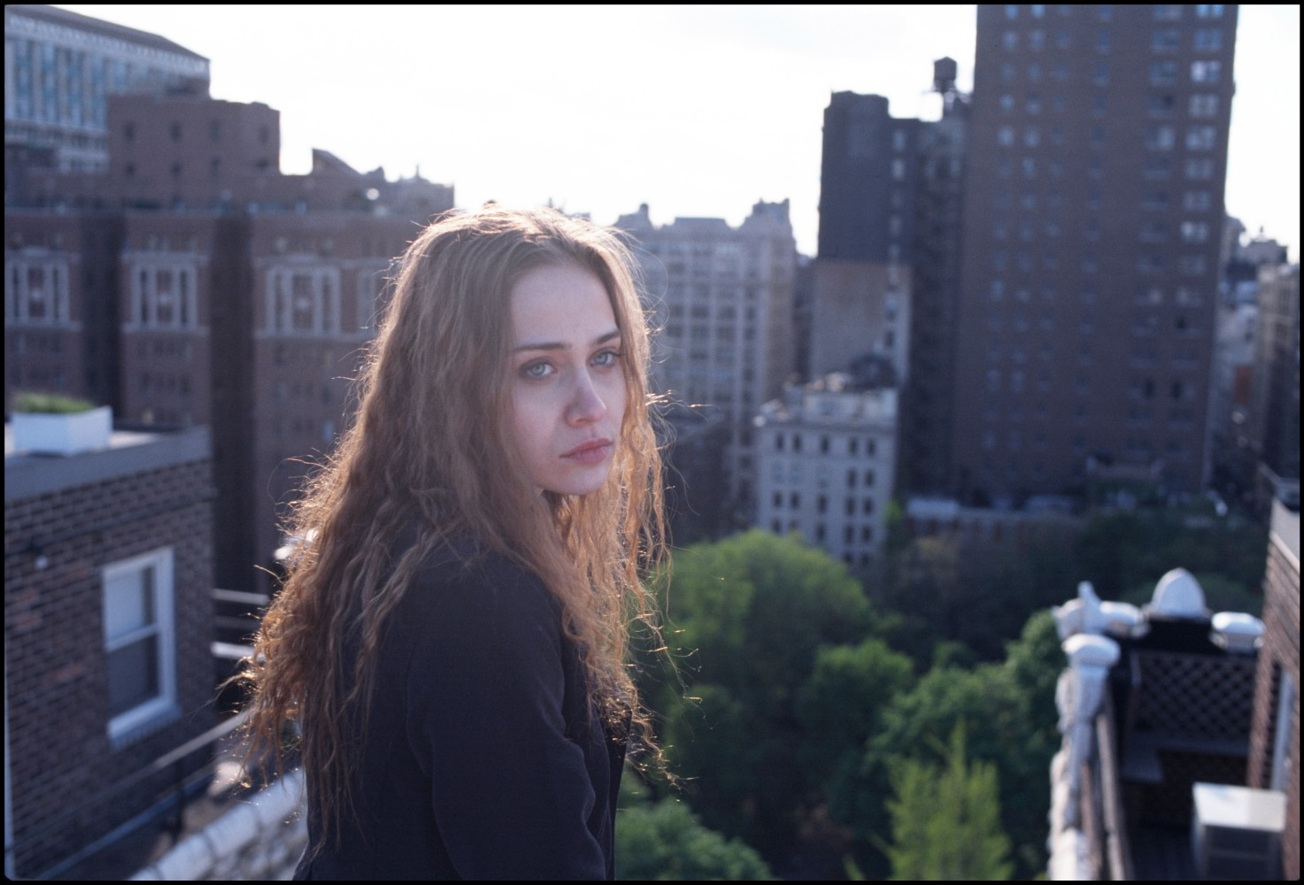 Girl on a Wire: Our 2000 Fiona Apple Cover Story
