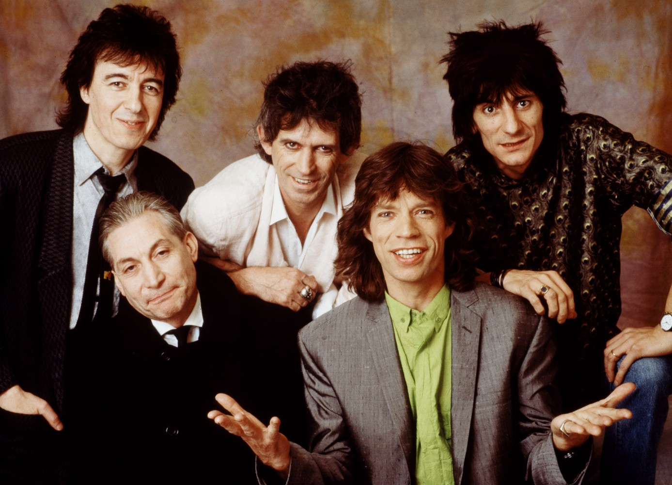 The Rolling Stones: Our 1989 Cover Story