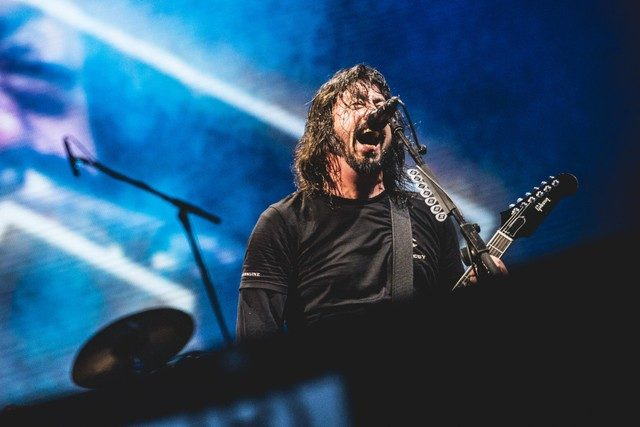 Dave Grohl Says the New Foo Fighters Album Is Finished