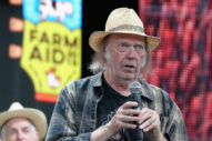 Neil Young Says His U.S. Citizenship Application Has Been Delayed Due To His Marijuana Use