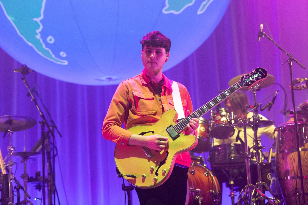 Vampire Weekend Cut Loose in Carefree 'Austin City Limits' Performance