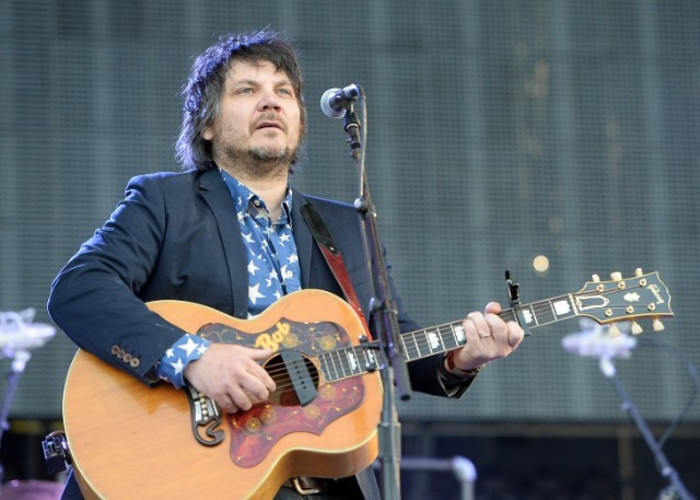 Wilco frontman Jeff Tweedy's home shot up in Chicago