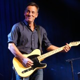 Bruce Springsteen Performs Born to Run Classics at Surprise Asbury Park Benefit Concert