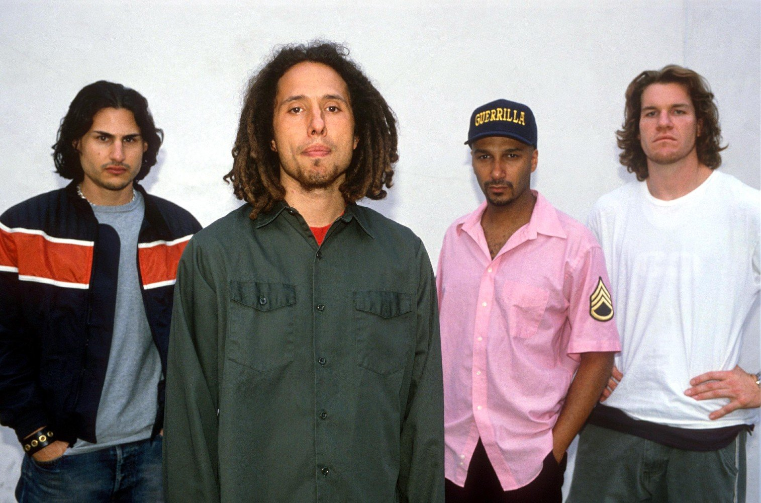 How Rage Against the Machine Found Strength in Radical Leftism