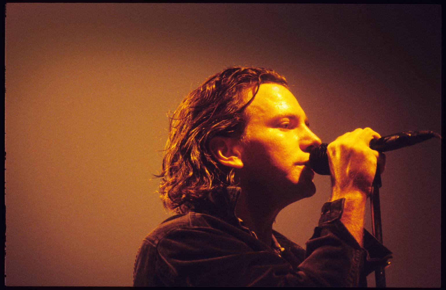 Eddie Vedder Breaks His Silence: Our 1995 Pearl Jam Cover Story