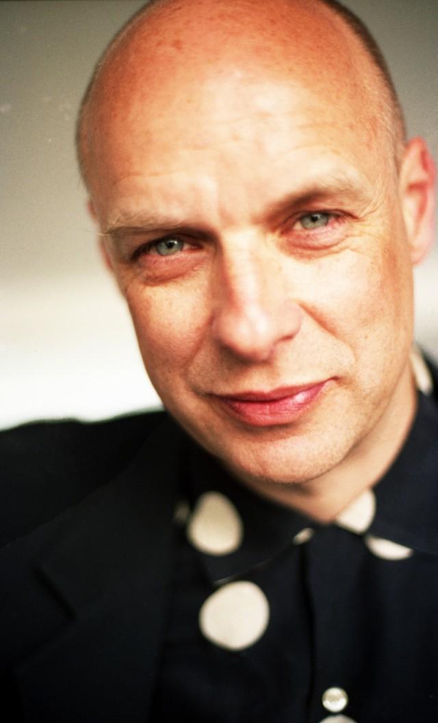Brian Eno London 1996