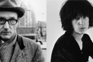 Patti Smith and William S. Burroughs in Conversation: Our 1988 Feature