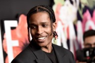 A$AP Rocky Is Playing a Show in Sweden After His Assault Conviction