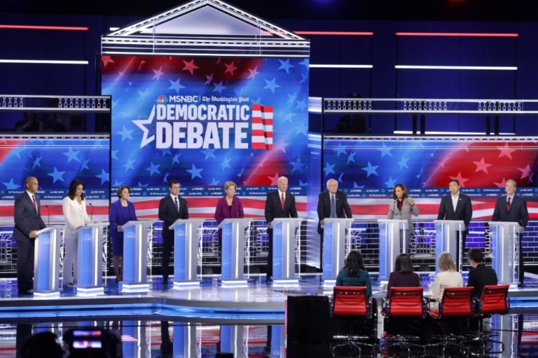 Fifth Democratic 2020 Presidential Debate: Who Won?