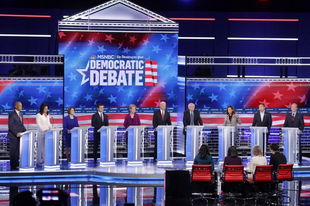 Fifth Democratic 2020 Presidential Debate: Who Won?