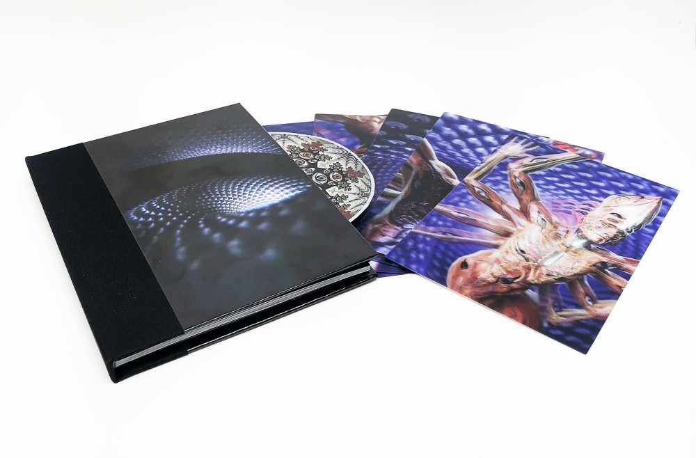 Tool Announce 'Fear Inoculum' Expanded Book Edition