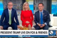 Donald Trump Insults Impeachment Witnesses, Adam Schiff, and Even Kellyanne Conway in <i>Fox & Friends</i> Call