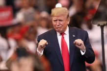 Donald Trump Photoshops His Head Onto 'Rocky III' Poster