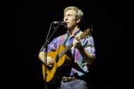Please Watch Bill Callahan Covering Silver Jews While a Child Clings to His Leg