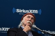 David Crosby Does Not Want to Read Roger McGuinn's Tweets