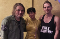 Halsey Sings Along With the Crowd at My Chemical Romance's L.A. Reunion Show
