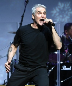 Henry Rollins, Cyndi Lauper Duet on Black Flag's
