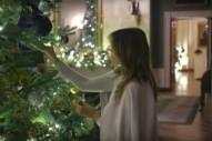 Once Again, Melania Trump's White House Christmas Is Creepy as Hell