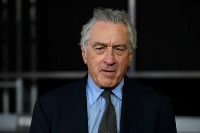 Robert De Niro Talks About Hitting Trump in the Face with a Bag of Shit on Michael Moore's Podcast