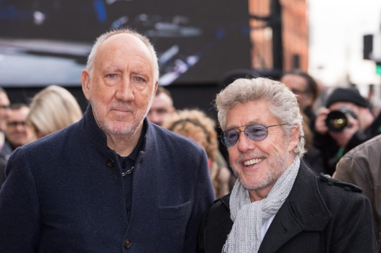 The New The Who Album Almost Contained a Rap