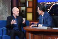 """Michael Stipe Once Demanded to Donald Trump's Face That He """"Shut Up"""""""
