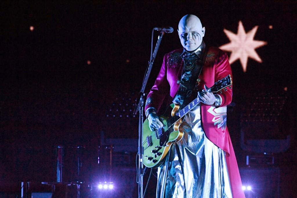 "Billy Corgan Teases ""Pretty Different"" Smashing Pumpkins Album, Upcoming Tour"
