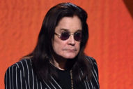 "Ozzy Osbourne: Working on New Album Is ""the Best Medicine"" for My Parkinson's"