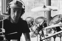 Neil Peart of Rush