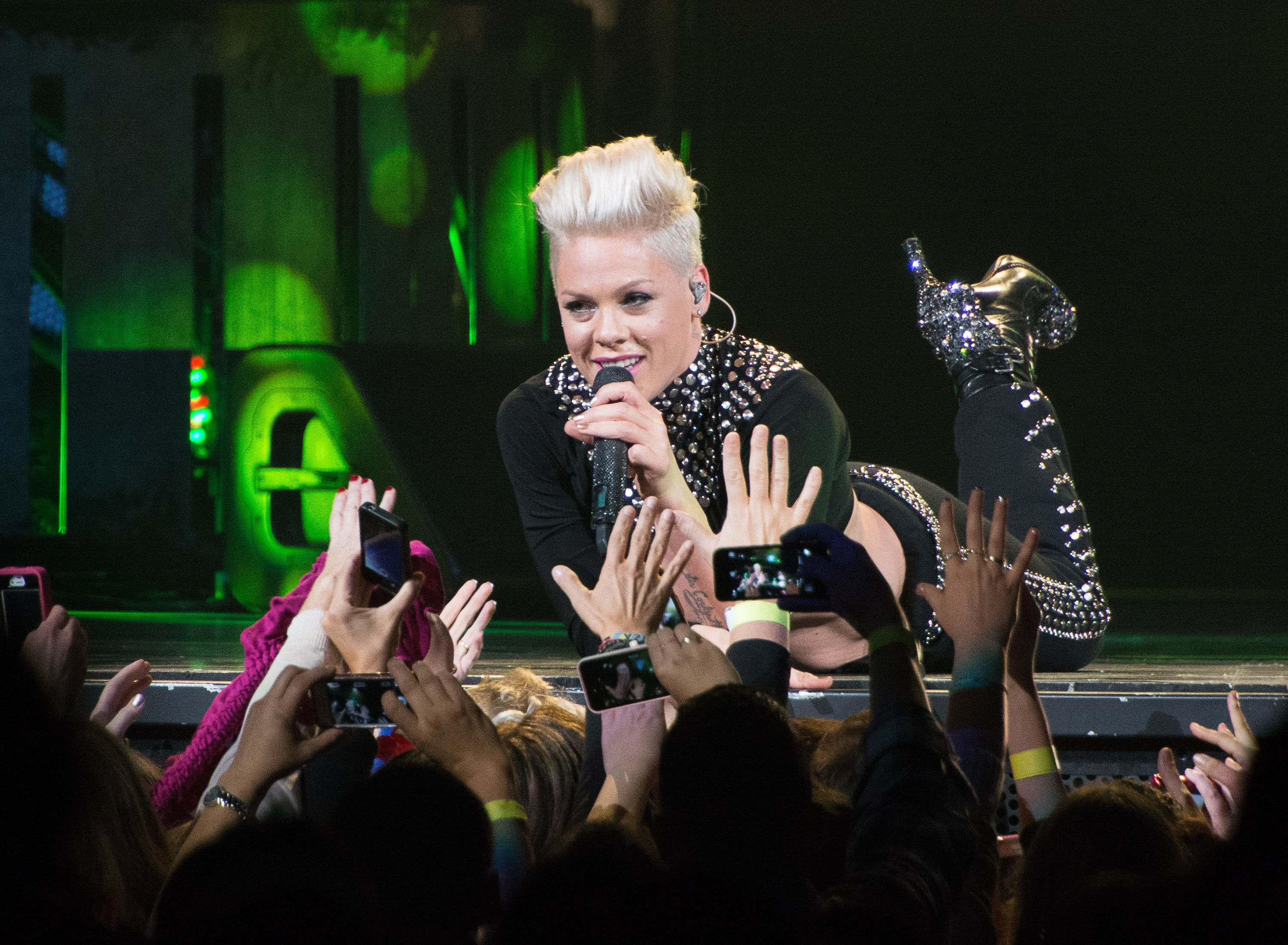 P!nk In Concert - New York, NY