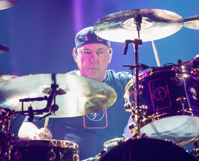 Rush Performs At KeyArena - Seattle, WA