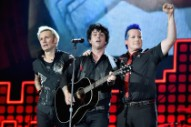 "Watch Green Day Perform ""Basket Case"" and ""American Idiot"" at Expletive-Ridden NHL All-Star Game Performance"