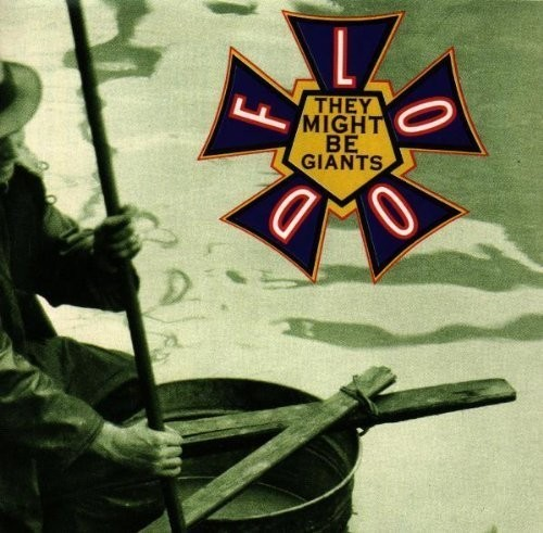 They Might Be Giants Flood album cover