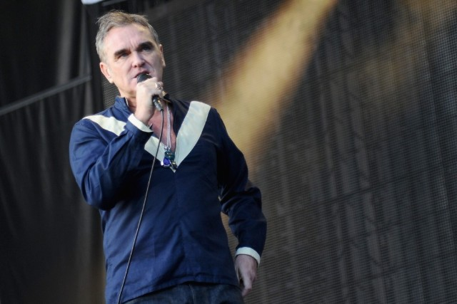 Morrissey Announces New Album 'I Am Not a Dog on a Chain'