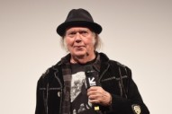 Unrepentant Stoner Neil Young Finally Granted U.S. Citizenship